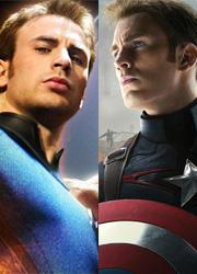 """Крис Эванс придумал кроссовер """"Мстителей"""" и """"Фантастической четверки"""""""