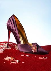 "Кристиан Лубутен представил туфли по мотивам ""Звездных войн 8"""