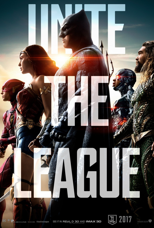 Постер N135942 к фильму Лига справедливости (2017)