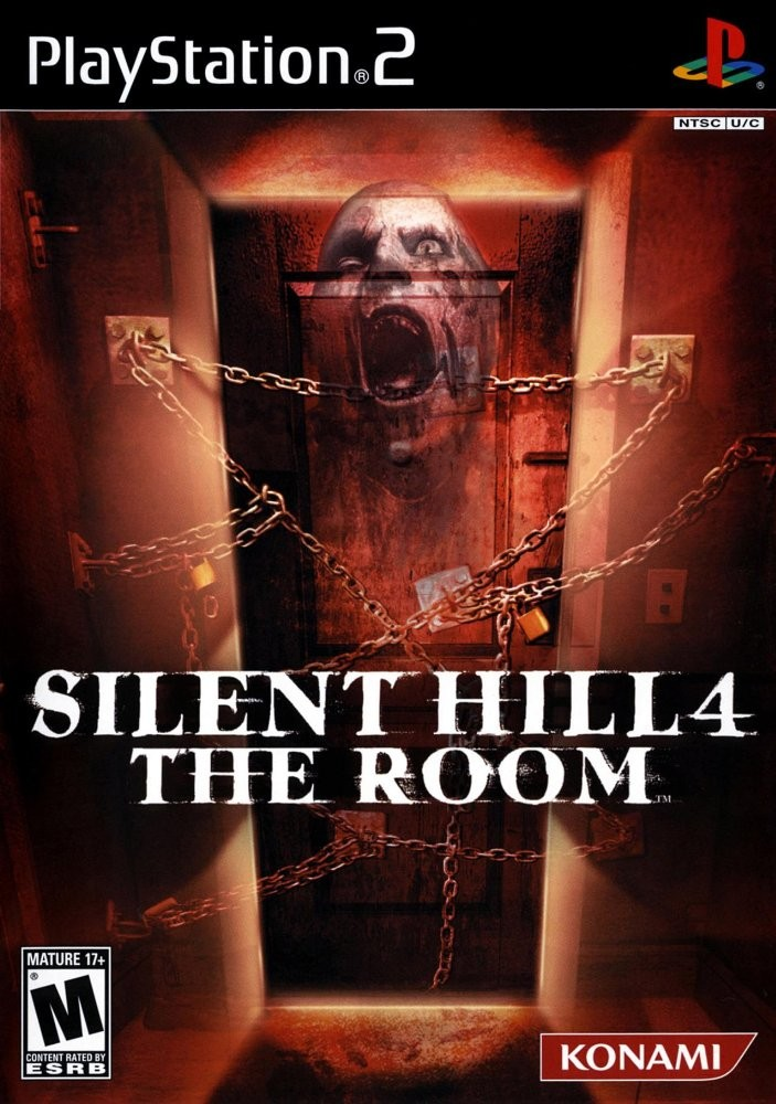 Обложка N136097 к игре Silent Hill 4: The Room (2004)