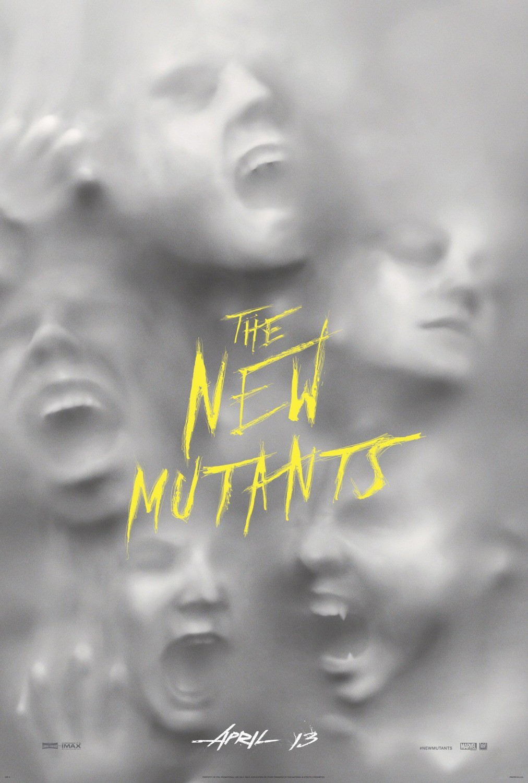 Постер N142234 к фильму Новые мутанты (2019)