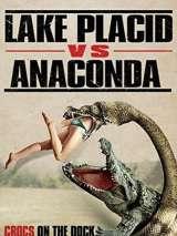 Озеро страха: Анаконда / Lake Placid vs. Anaconda