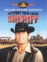 Поддержите своего шерифа! / Support Your Local Sheriff!