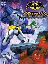 Безграничный Бэтмен: Роботы против мутантов / Batman Unlimited: Mechs vs. Mutants