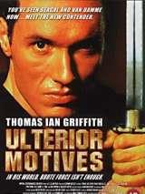 Высшие мотивы / Ulterior Motives