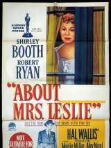 О миссис Лесли / About Mrs. Leslie