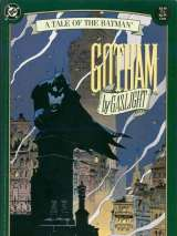 Бэтмен против Джека-потрошителя / Batman: Gotham by Gaslight