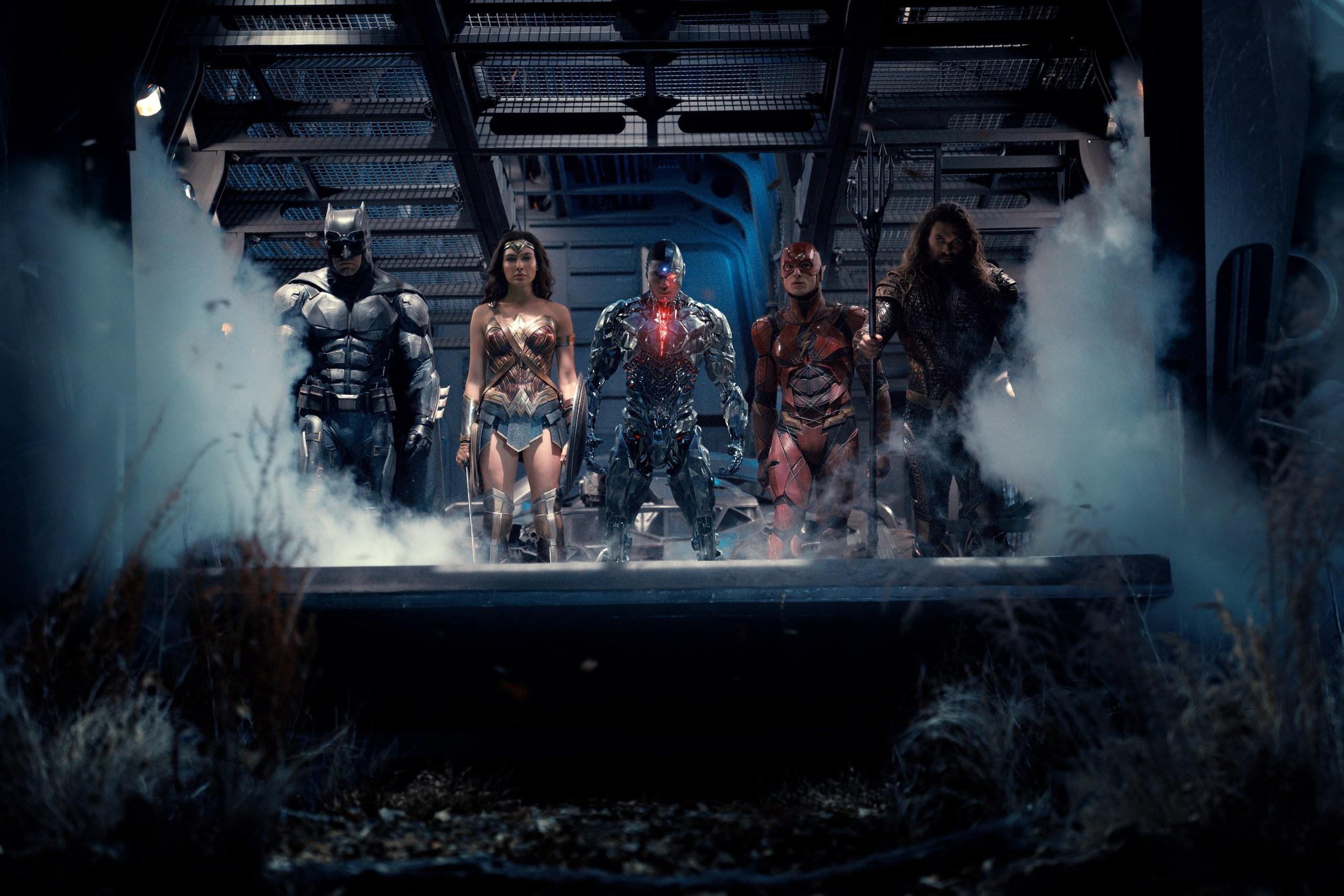 Кадр N132305 из фильма Лига справедливости: Часть 1 / Justice League (2017)