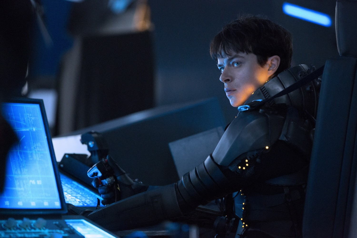Кадр N136600 из фильма Валериан и город тысячи планет / Valerian and the City of a Thousand Planets (2017)