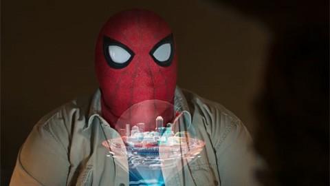 Человек - паук : возвращение домой | spiderman