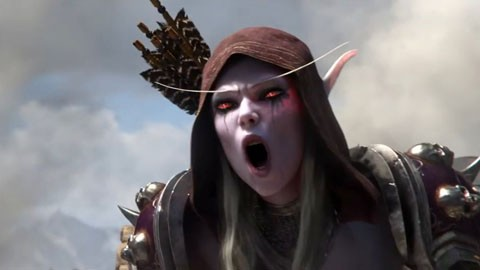 "Трейлер игры ""World of Warcraft: Battle for Azeroth"""