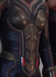 смотреть фильм Фанаты нашли изображение пениса на броне героини Marvel