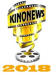 Представлен длинный список номинантов на премию KinoNews 2018