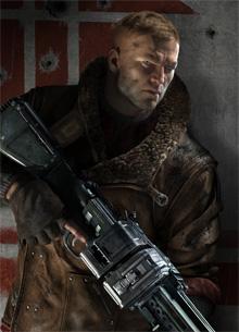 Главный герой Wolfenstein оказался предком DoomGuy
