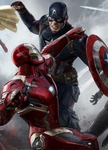 Капитан Америка испортил селфи Железному человеку