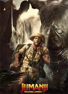 """""""Джуманджи: Зов джунглей"""" вошел в тройку самых успешных релизов Sony"""