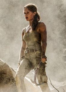 """Фильму """"Tomb Raider: Лара Крофт"""" прогнозируют катастрофический старт"""