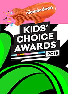 Объявлены номинанты на премию Kids' Choice Awards 2018