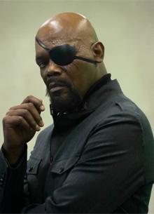 фото новости Сэмюэл Л. Джексон показал загадочную фотографию со съемок фильма Marvel