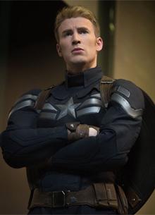 Крис Эванс попрощался с Капитаном Америкой