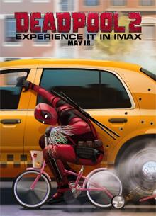 """фото новости """"Дэдпул 2"""" получил высокие оценки кинокритиков"""