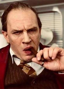 смотреть фильм Том Харди изменился до неузнаваемости в образе Аль Капоне