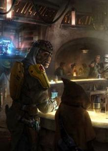 """""""Звездные войны"""" помогут наладить продажу алкоголя в Диснейленде"""