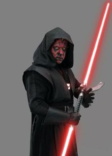 Lucasfilm показала обновленного Дарта Мола