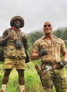 """фото новости Церемонию """"Оскар 2019"""" будет вести друг Дуэйна Джонсона"""