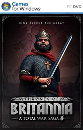Обложка N144430 к игре Total War Saga: Thrones of Britannia (2018)