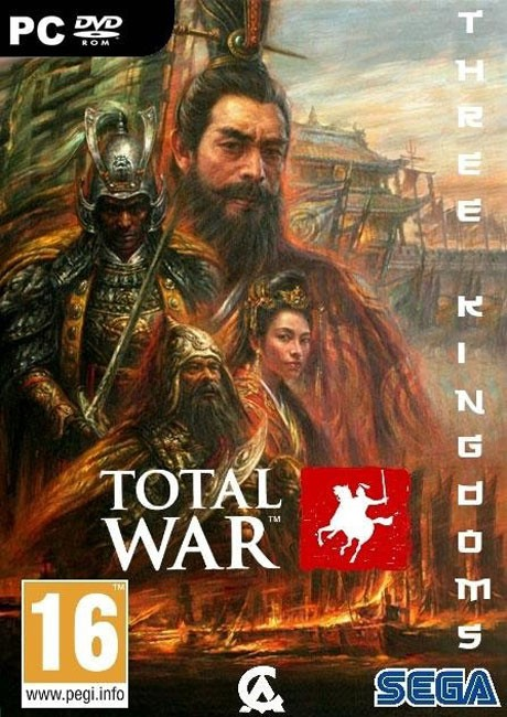 Обложка N144431 к игре Total War: Three Kingdoms (2019)