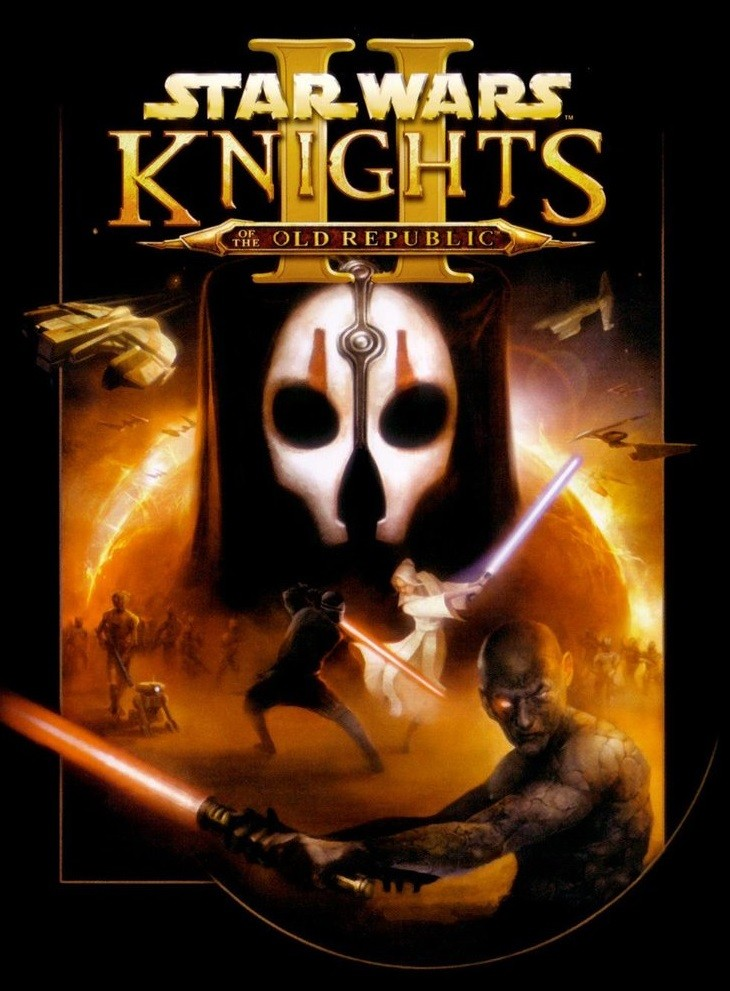 Обложка N145450 к игре Star Wars: Knights of the Old Republic II - The Sith Lords (2004)