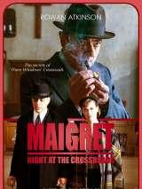 Мегрэ: Ночь на перекрестке / Maigret: Night at the Crossroads