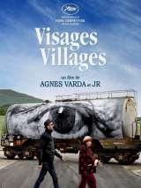 Лица, деревни / Visages villages