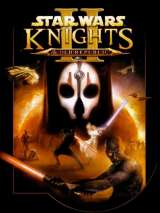 "Превью обложки #145450 к игре ""Star Wars: Knights of the Old Republic II - The Sith Lords"" (2004)"