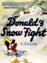 Снежная битва Дональда Дака / Donald`s Snow Fight