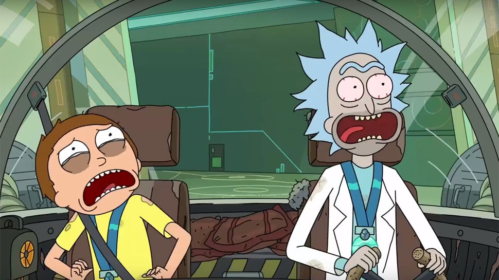 Кадр N143115 из сериала Рик и Морти / Rick and Morty (2013-2019)