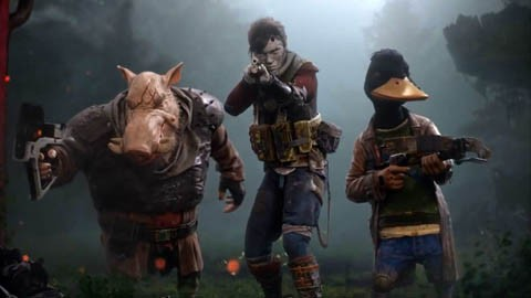 "Трейлер игры ""Mutant Year Zero: Road to Eden"""