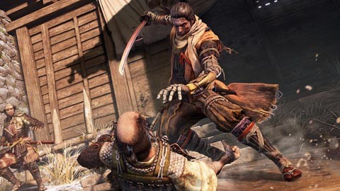 "Трейлер игры ""Sekiro: Shadows Die Twice"""