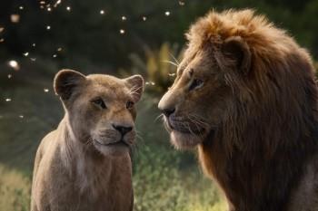 """Собираем пользовательскую рецензию на фильм """"Король лев"""""""