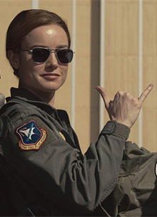 """фото новости Из-за атаки на """"Капитана Марвел"""" Rotten Tomatoes потребует подтвердить просмотр фильмов"""