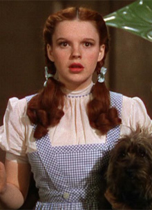 смотреть фильм Netflix сведет в одном фильме Алису из страны чудес и Дороти из Страны Оз