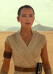 Финальный эпизод Звездных войн смонтировали прямо на съемках