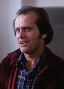 Джим Керри оказался Джеком Николсоном из