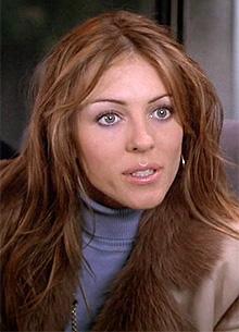 Голая Элизабет Херли (Актриса)