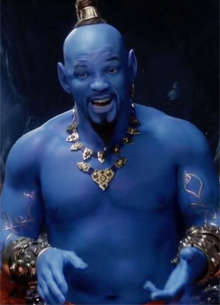 """фото новости Студия Walt Disney снимет сиквел """"Аладдина"""""""