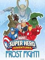 Приключения Супергероев: Морозный Бой / Marvel Super Hero Adventures: Frost Fight!
