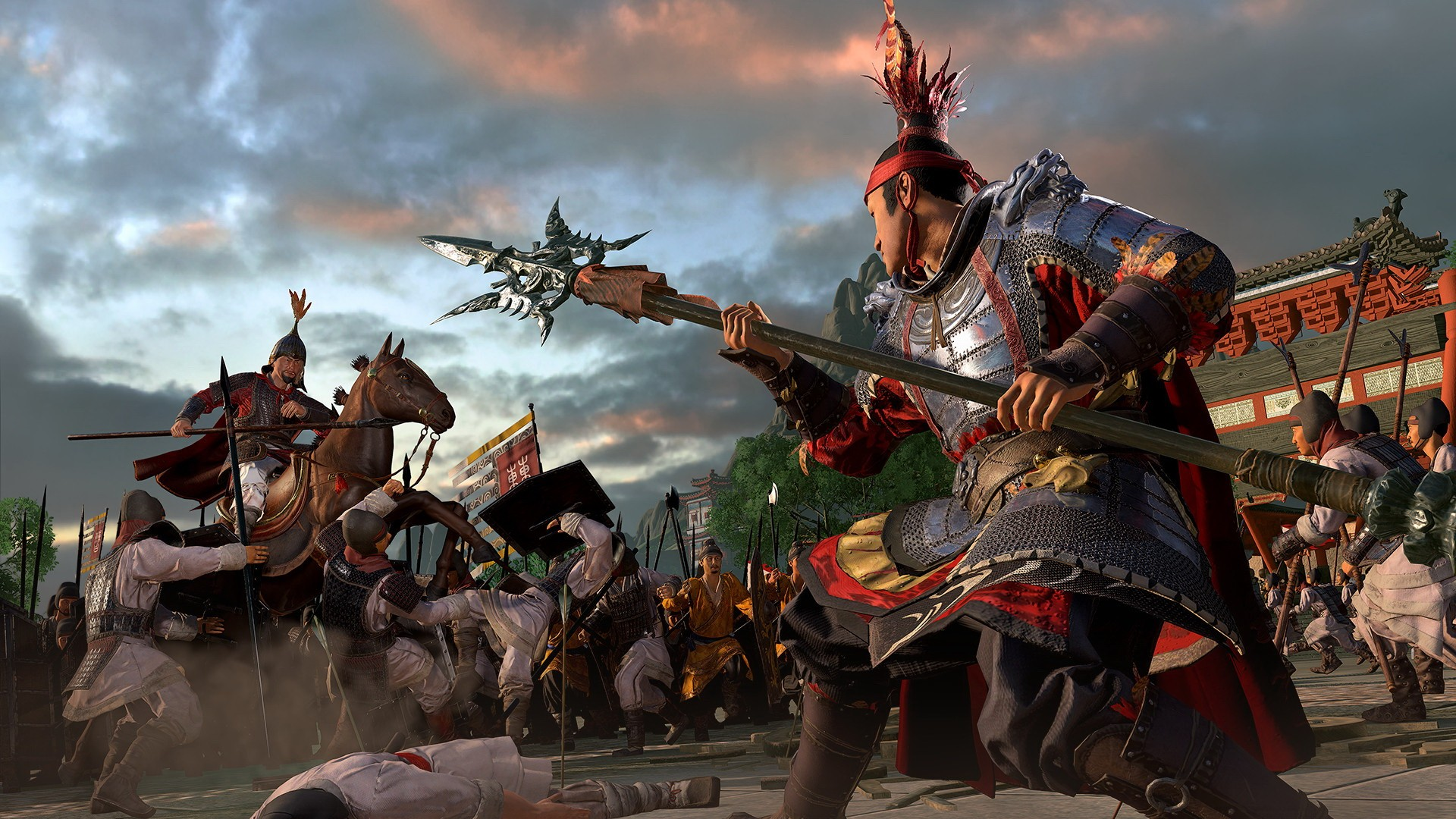Скриншот N158028 из игры Total War: Three Kingdoms (2019)