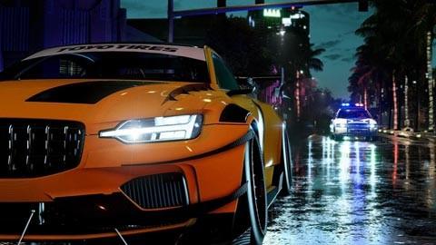 """Геймплейный трейлер игры """"Need for Speed: Heat"""""""