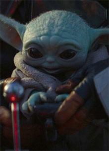 смотреть фильм Малыш Йода из сериала